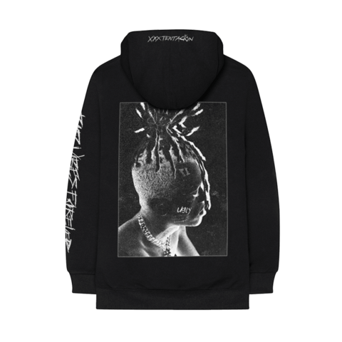 Its all fading to black von XXXTentacion - Hoodie jetzt im XXXTentacion Shop