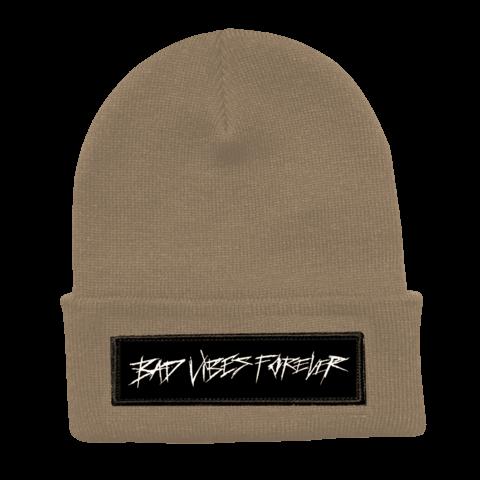 Bad Vibes Forever von XXXTentacion - Beanie jetzt im XXXTentacion Shop